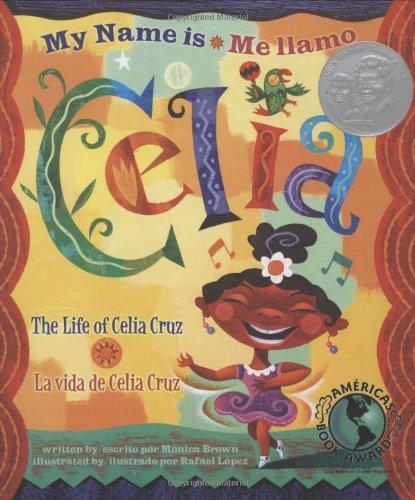 Me Llamo Celia - La Vida de Celia Cruz   2004 edition cover