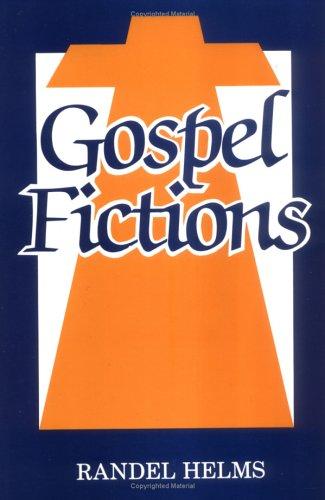 Gospel Fictions  Reprint edition cover