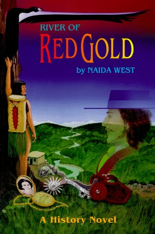 River of Red Gold 1st 1996 edition cover