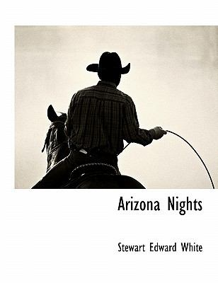 Arizona Nights  N/A 9781115421720 Front Cover