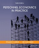 Personnel Economics in Practice  3rd 2015 edition cover