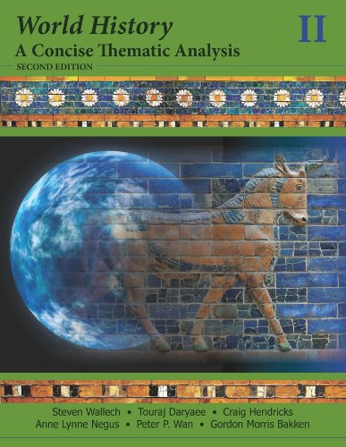 World History A Concise Thematic Analysis 2nd 2013 edition cover