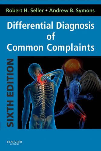 Differential Diagnosis of Common Complaints With STUDENT CONSULT Online Access 6th 2013 edition cover