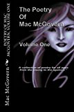 Poetry of Mac Mcgovern, Volume 1  N/A 9781490373720 Front Cover