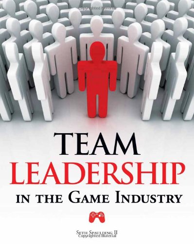 Team Leadership in the Game Industry   2009 edition cover
