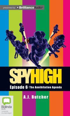 The Annihilation Agenda:  2012 edition cover