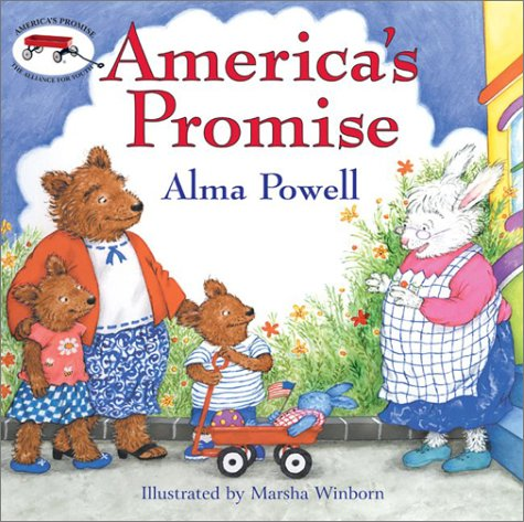 America's Promise   2003 9780060521721 Front Cover