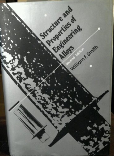 Structure and Properties of Engineering Alloys  2nd 1993 edition cover
