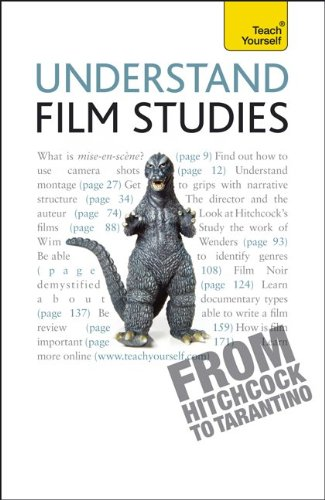 Understand Film Studies  4th 2011 edition cover