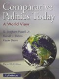 Comparative Politics Today: A World View  2014 edition cover