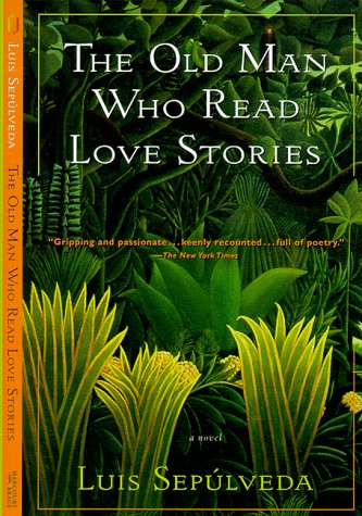 Old Man Who Read Love Stories   1993 edition cover