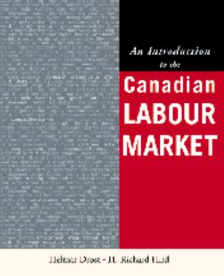 INTRO.TO CANADIAN LABOUR MARKE 1st edition cover