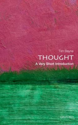 Thought: a Very Short Introduction   2013 edition cover