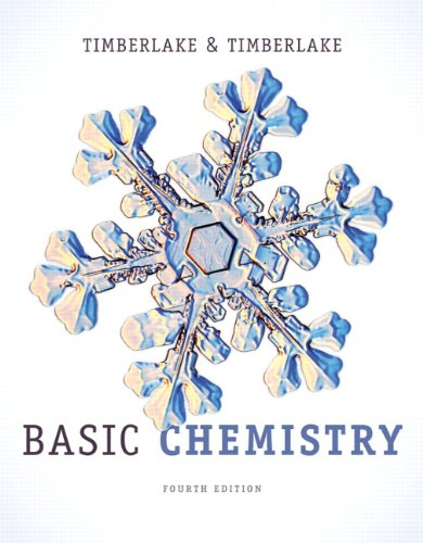 Basic Chemistry  4th 2014 edition cover