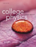 College Physics A Strategic Approach 3rd 2015 9780321879721 Front Cover