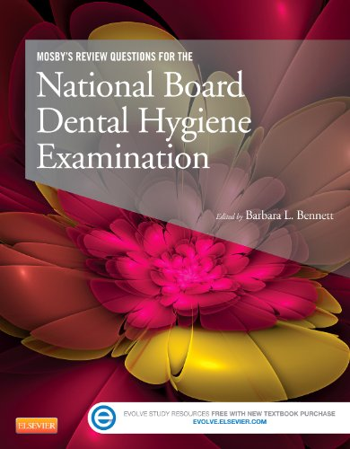 Mosby's Review Questions for the National Board Dental Hygiene Examination  N/A edition cover