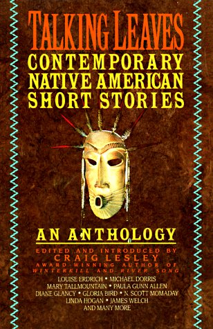 Talking Leaves Contemporary Native American Short Stories Reprint  edition cover