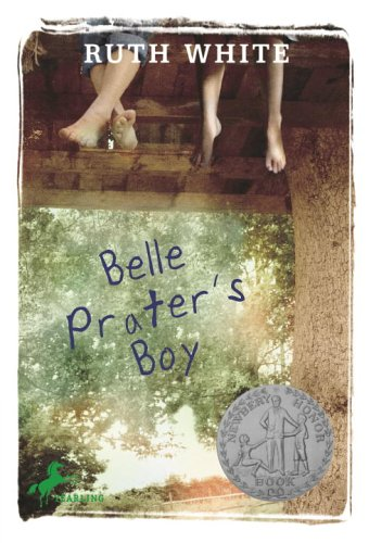 Belle Prater's Boy   2004 (Reprint) edition cover