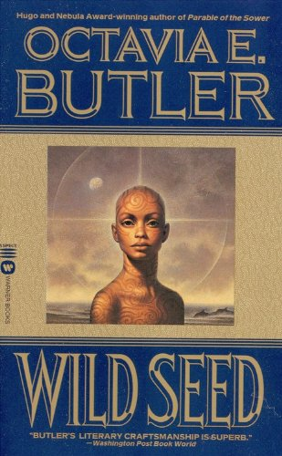 Wild Seed  Reprint edition cover
