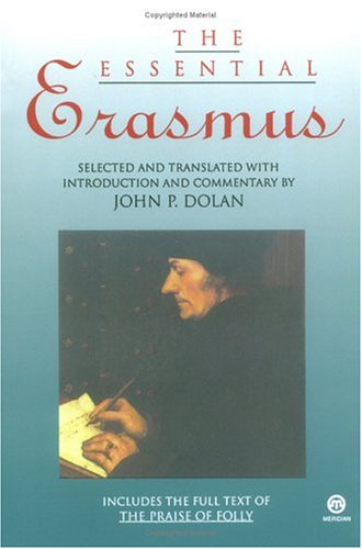 Essential Erasmus  N/A edition cover