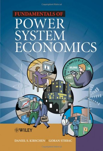 Fundamentals of Power System Economics   2004 edition cover