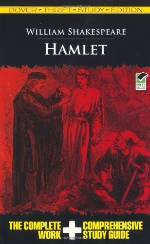 Hamlet Thrift Study Edition   2009 edition cover