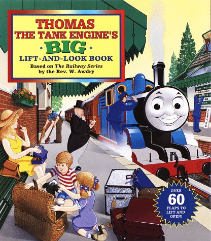 Thomas the Tank Engine's Big   1996 edition cover