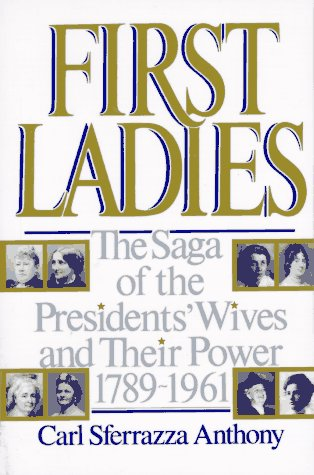 First Ladies N/A edition cover