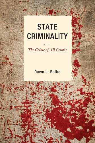 State Criminality The Crime of All Crimes  2009 edition cover