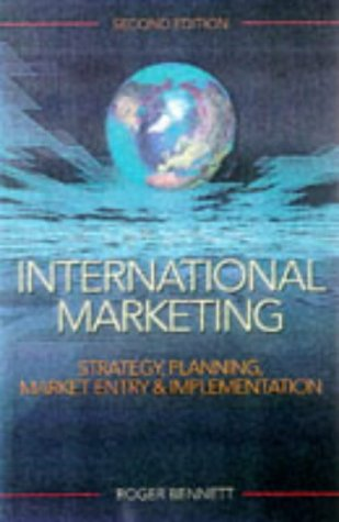 International Marketing  2nd 1998 9780749422721 Front Cover