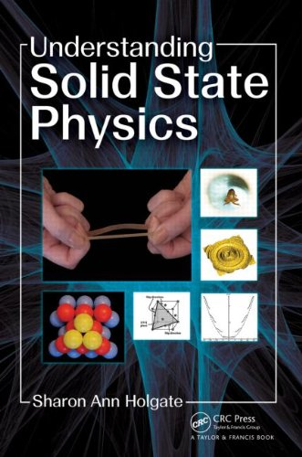 Understanding Solid State Physics   2009 edition cover