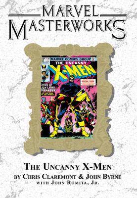 Marvel Masterworks The Uncanny X-Men  2012 edition cover