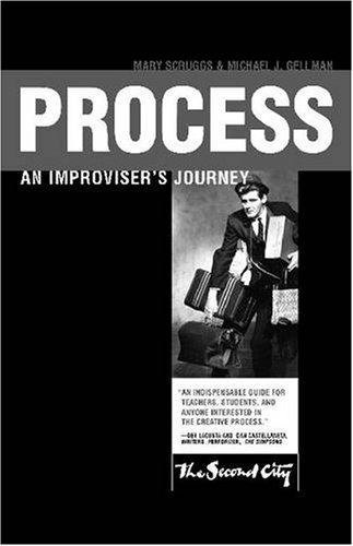 Process An Improviser's Journey  2008 edition cover