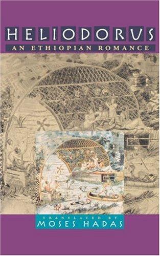 Heliodorus An Ethiopian Romance  1999 edition cover