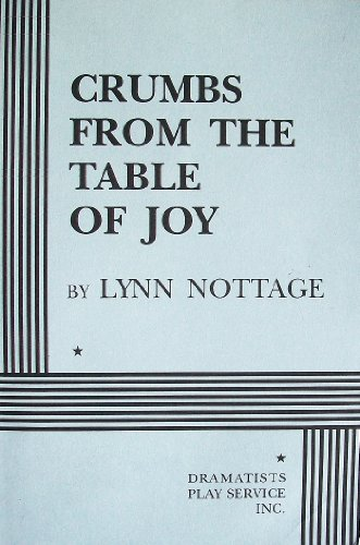 Crumbs from the Table of Joy   1998 9780822215721 Front Cover