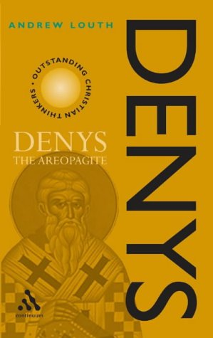 Denys the Areopagite   2002 edition cover