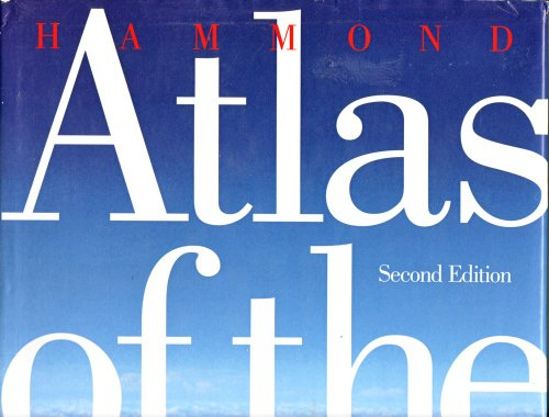 Atlas of the World 2nd 1997 edition cover