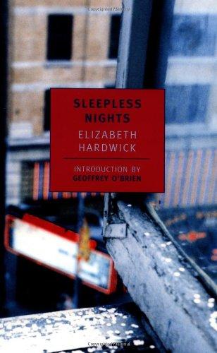 Sleepless Nights   2001 edition cover