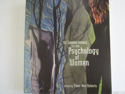 Lanahan Readings in the Psychology of Women 1st 9780965268721 Front Cover
