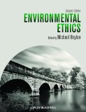Environmental Ethics  2nd 2014 edition cover