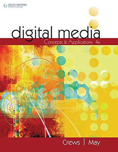 Digital Media: Concepts and Applications  2016 9781305661721 Front Cover