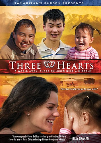 Three Hearts   2012 9781400320721 Front Cover
