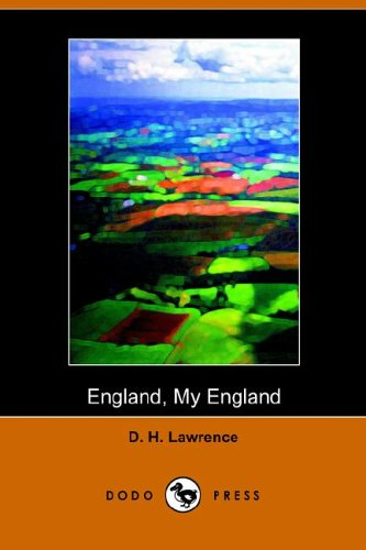 England, My England  N/A 9781406500721 Front Cover