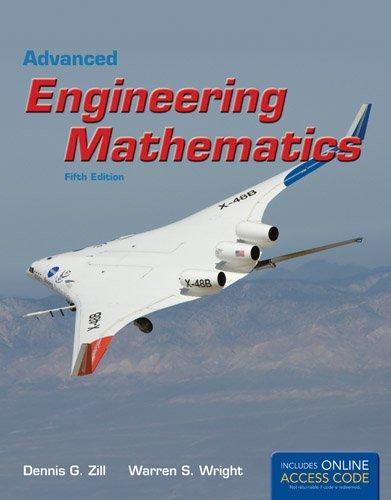 Advanced Engineering Mathematics  5th 2014 edition cover