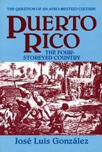 Puerto Rico The Four Storied Country Reprint edition cover