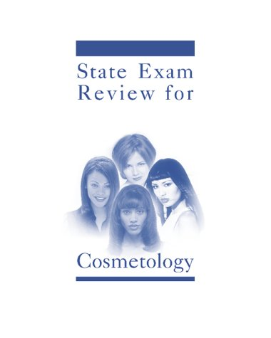 Standard Textbook of Cosmetology Exam Review   2000 edition cover