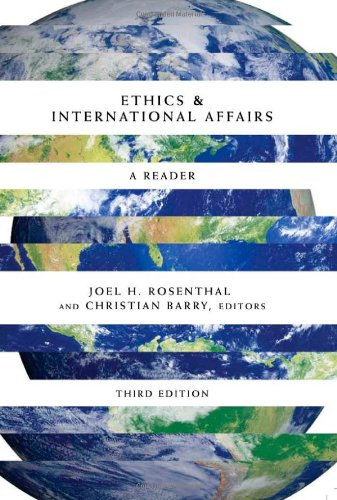 Ethics and International Affairs A Reader 3rd 2009 (Revised) edition cover