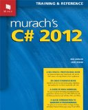 Murach's C# 2012   2013 edition cover