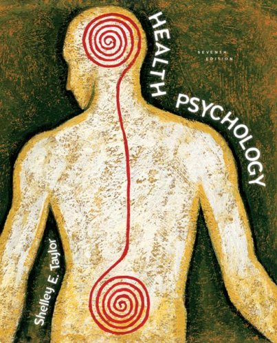 Health Psychology  7th 2009 edition cover