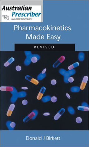 Pharmacokinetics Made Easy  2nd 2002 (Revised) 9780074710722 Front Cover